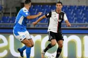Juventus Gagal Juarai Coppa Italia, Sarri Akui Ronaldo Kurang Tajam