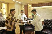 Temui Mentan, Moeldoko dan Fadli Zon Laporkan Penyatuan HKTI