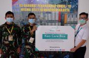 Kao Indonesia Salurkan Bantuan Produk untuk Tenaga Medis