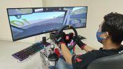 Honda Gelar Laga Simulator Balap HRSC