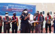 Bea Cukai Kepri Serahkan Barang Bukti Kasus Penyelundupan Nikel