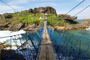 Tahun Ini 38 Jembatan Gantung Serap Anggaran Rp179,4 Miliar