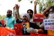 China vs India: Dua Kekuatan Nuklir, tapi Bentroknya Baku Tinju