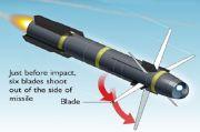 AS Habisi Pentolan al-Qaeda dengan Rudal Pisau yang Dijuluki Bom Ninja