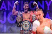 Anthony Joshua vs Tyson Fury di Bawah Ancaman Oleksandr Usyk