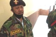 Jenderal Bintang 4 Kawal Sidang Perdana Sunda Empire di PN Bandung