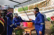 Pelatihan Bertani on Cloud, Manfaatkan Pekarangan Jadi Lebih Produktif
