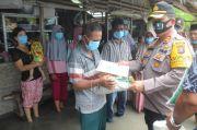 Warga Nenas Siam Terdampak Banjir Haru Dikunjungi Polres Batu Bara