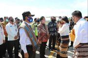 Jaga Keutuhan Teritori, Pemerintah Percepat Pembangunan Wilayah Perbatasan