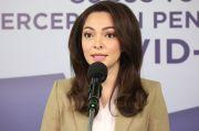 Dokter Reisa Berbagi Video Protokol Kesehatan, Teriakan Awww Jadi Perhatian