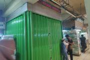 Pedagang Pasar Pramuka Taati Aturan Ganjil Genap