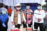 Rapid Test di Cideng, Sandi: Jangan Terkecoh Situasi yang Melandai