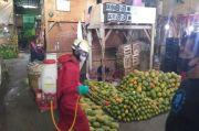 49 Pedagang Pasar Kramat Jati Positif COVID-19, Camat: Masih Dicek