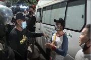 Aparat TNI Polri Gagalkan Penghadangan Ambulans Jenazah COVID-19
