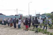 Kembali ke Pesantren, Ratusan Santri dari Kobar Naik Kapal ke Surabaya
