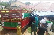 Truk Pengangkut Elpiji Hantam Rumah Warga di Karimun