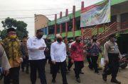 Menteri Teten Bebaskan Pedagang Pasar Kranggan dari Cicilan Koperasi
