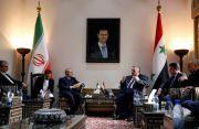 Iran Tolak Sanksi AS pada Suriah, Dorong Perdagangan dengan Damaskus