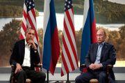 Dokumen Ungkap Putin Cegah Obama Ciptakan Negara Palestina