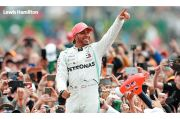 Miliki Kesempatan Samakan Gelar Schumacher, Hamilton Tak Peduli Rekor
