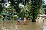 Pemkab Asahan Belum Berdaya Atasi Banjir