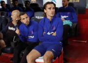 Barcelona Ditahan Sevilla, Kenapa Griezmann Terlambat Masuk?