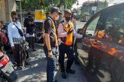 Pelaksanaan PKM di Denpasar, Warga Tak Pakai Masker, Disuruh Balik Arah