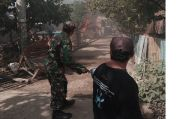 Mencekam, Dua Kampung di Bima Bentrok 1 Tewas dan 13 Rumah Dibakar