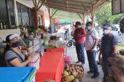 GTPP Kota Denpasar Gencar Lakukan Pemantaun dan Pembinaan ke Pasar Desa