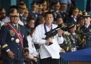 Aksi Koboi Duterte Berantas Narkoba Terinspirasi Operasi Petrus Soeharto?