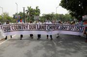 India: Sekitar 40 Tentara China Tewas Dalam Bentrokan di Perbatasan