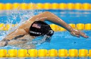 Katie Ledecky Targetkan Lima Medali Emas Olimpiade Tokyo 2020