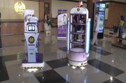 Unesa Luncurkan 2 Robot Perawat untuk Pasien Terpapar Covid-19