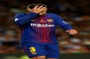 Pique Makin Frustasi Barca Bisa Juara La Liga, Akui Madrid Sulit Dikalahkan