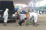 Evakuasi Awak Kapal Pesiar, Petugas Temukan Miras Ilegal