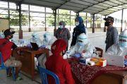 523 Pedagang Pasar Youtefa Jayapura Rapid Test, 73 Orang Reaktif