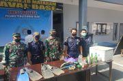 2 Pelaku Pengeboman Ikan di Lombok Timur Dibekuk Satgas Gabungan
