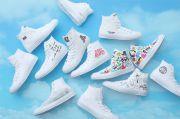 Converse Jepang Tawarkan Layanan Kustomisasi Sneakers Pernikahan