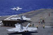 Dua Kapal Induk AS Bermanuver di Laut Filipina, Waswas Konflik dengan China