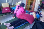 Kampung Dordar Mukapayung Gelar Donor Darah Peduli COVID-19, 125 Labu Terkumpul
