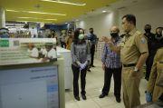 Satpol PP Kota Bandung Tutup Mal yang Langgar Jam Operasional