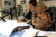 Lestarikan Budaya, Pemuda Surabaya Kreatif Ngeblak Wayang Jek Dong