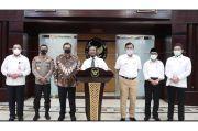 Mahfud MD Tegaskan Penegakan Hukum Jalan Terus di Tengah Pandemi Covid-19