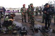 Tingkatkan Kemampuan Prajurit, Koarmada I Gelar Latihan
