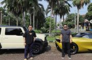 Youtuber Arief Muhammad Shock Dapat Kejutan dari Juragan 99