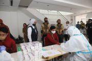Menaker Kampanyekan Gerakan Pekerja Sehat Cegah Penyebaran Pandemi Covid-19