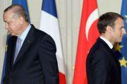 Turki Balik Tuding Prancis Mainkan Permainan Berbahaya di Libya