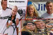 Hari Ayah di Mata Bidadari Tenis Dunia, Sharapova: Terima Kasih!