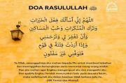 Doa Memohon Kebaikan dan Terhindar dari Bala