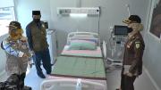 40 Pasien Covid-19 Dirawat di RS Darurat dr Soegiri Lamongan